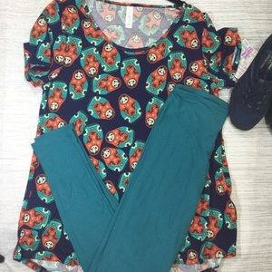 Tops - LuLaRoe Classic T Nesting Dolls Outfit 💗💗